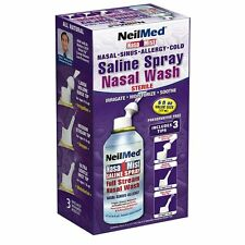 NeilMed NasaMist Spray All-in-One