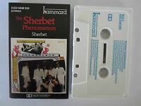 THE SHERBET PHENOMENON  RARE AUSTRALIAN CASSETTE TAPE