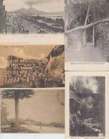 CAMPANIA ITALY ITALIA 149 Vintage  Postcards Mostly pre-1940.