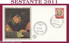 ITALIA FDC FILAGRANO ANTONIO VIVALDI 1975 ANNULLO VENEZIA G666