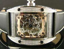Brand New Mens Techno Com Kc/Joe Rodeo Automatic Diamond Watch 3.00 Ct