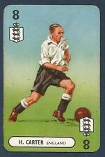 PEPYS INTERNATIONAL WHIST PLAYING CARD 1948 -#08-ENGLAND-H.CARTER