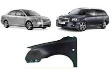 TOYOTA AVENSIS 2003-2008 FRONT WING PAINTED ANY COLOUR LEFT SIDE N/S