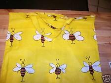 Stoff-Tragetasche gelb m.Bienendruck,Bienen,Imkerei,Stofftasche,Imker,bee,bag