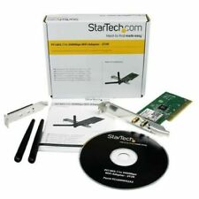 StarTech PCI Express 802.11n 300Mbps WiFi Adapter