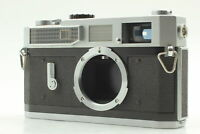 [MINT]  Canon Model 7 Rangefinder Film Camera Body Only Leica L39 From Japan