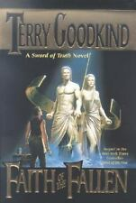 FAITH OF THR FALLEN by Terry Goodkind 1st Edition/1st Print (2000, Hardcover)