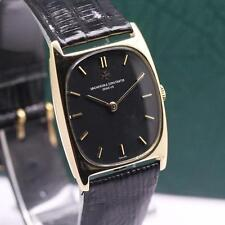 1950's VACHERON & CONSTANTIN REF 7813 18K YELLOW GOLD MANUAL WIND MEN'S WATCH
