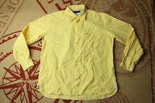 TOMMY HILFIGER CASUAL classic MENS SHIRT LONG SLEEVE ORIGINAL SIZE XL