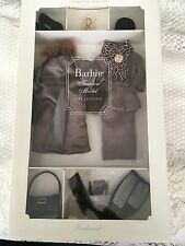 Barbie Silk Stone BOULEVARD  Wardrobe w/ Accessories MIB PERFECT
