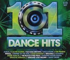 Various – 101 Dance Hits 5CD Set Universal Music 2014 NEW