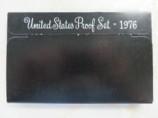 1976 S Proof set with Box and COA Ike, Kennedy, Lincoln and more