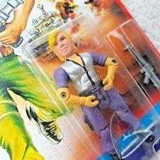 Action Hero figura bootleg similar Gijoe Años 90
