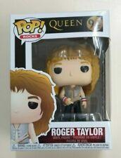 Funko 33716 Pop Rocks Queen Roger Taylor Multicolor