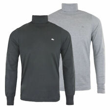 Lacoste Patternless Jumpers & Cardigans for Men