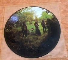 """BLACK SABBATH paranoid*iron man 1982 UK NEMS 7"""" PICTURE DISC"""