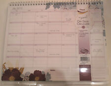 New Mead Magnetic Dry Erase Home Organizer -label sheet 6 tabbed storage sleeves