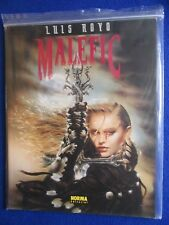 ~~ MALEFIC  LUIS ROYO SPANISH EDITION ~ SEALED PACKAGE ~~