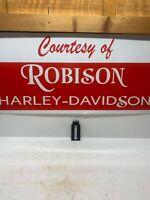 NOS Harley-Davidson Clamp, License Plate OEM 60001-55 Panhead Shovelhead AMF