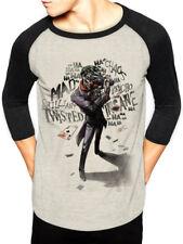 3061 Joker Insane T-Shirt Batman Superman Wonder Woman Justice League The Flash