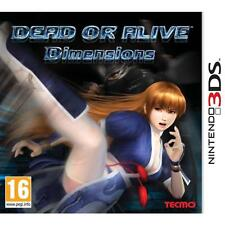 Dead or Alive Dimensions (Nintendo 3DS 2011)