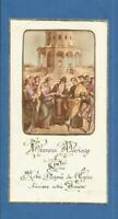 IMAGE PIEUSE HOLY CARD Marriage  NOTRE DAME DE L EPINE chalons champagne MARNE