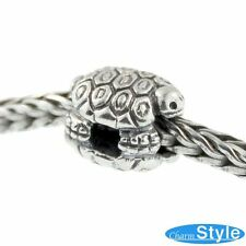 100% Authentic Sterling Silver Trollbeads 11223 Turtle