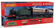 Hornby R1180 Postal Express Travelling Post Office Complete Starter Train Set