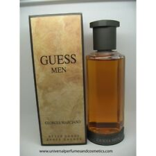 GUESS MEN BY GEORGES MARCIANO AFTER SHAVE APRES RASAGE 100ML CLASSIC/VINTAGE