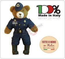 Orsetto Bear Orso Peluche Con Divisa Guardie Giurate Vigilanza GPG IPS 53 Italia