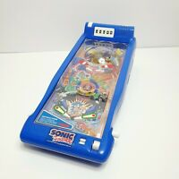 Retro Vintage Tomy Sonic the Hedgehog Sega 1992 Pinball Arcade Machine Toy Game