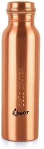 Copper Leak Proof Water Bottle Drinkware 1000 ml