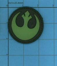 Star Wars X-Wing Rouge Squadron PVC Patch Moeguns Rebel Alliance Poe Dameron