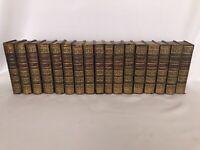 HISTOIRE ECCLESIASTIQUE PAR FLEURY PARIS EMERY SAUGRAIN 17 VOLUMES 1724 C2367