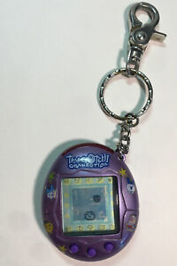 Vintage Toy Purple Tamagotchi Connection 2004 WORKING PERFECTLY New Battery