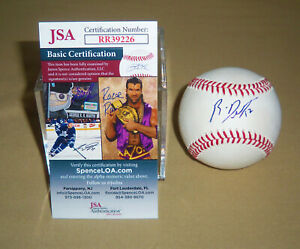 Rafael Devers Signed Baseball in Case Boston Red Sox Auto Autograph JSA Cert COA