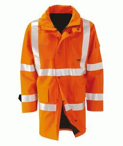 Orbit Panacea GB2FWJR Hi-Viz Orange Gore-Tex 2 Layer Jacket