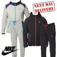 New Nike Hybrid Mens Tracksuit Jacket & Trouser Bottom Pant rrp £90
