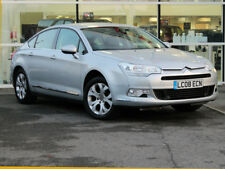 2008 08 CITROEN C5 2.0 HDi 140 EXCLUSIVE AUTO 4dr - DIESEL - FULL LEATHER OPTION