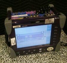 Jdsu Tberd 8000 Transport Module V3 Fully Loaded Jitter Fiber Optic Analyzer