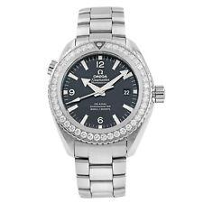 Omega Seamaster Planet Ocean Titanio Diamante Reloj de Hombre