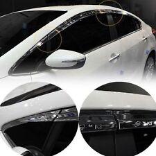 2013+ K3/Cerato/FORTE Chrome Sun Shade Rain Guard Door Window Visor K-745