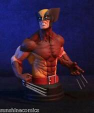Wolverine Mini Bust 422/730 Brown Costume Gentle Giant Marvel X-Men NEW SEALED
