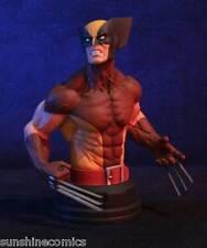 Wolverine Mini Bust 422/730 Brown Costume Gentle Giant Marvel X-Men NEW SEALED