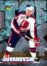 1995 Classic Hockey Draft Ice Breakers Die Cuts #19 Ed Jovanovski