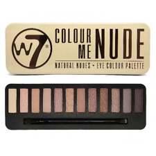 W7 Cosmetics nel Colore Nudo Naturale EYE PALETTE 12 tonalità.