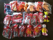 20 McDonald's Ty Teenie Beanie Babies Mixed Lot - Duplicates