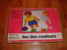 Jeu des Couleurs (Vintage Edition)