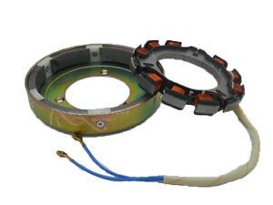 Yanmar L70 L78 L100 L100N 15a 12v Charging Coils and Magnetic Cup