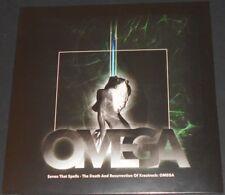 SEVEN THAT SPELLS the death and resurrection of krautrock: omega LP new LTD 500